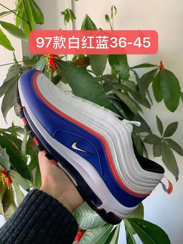 women air max 97 shoes size US5.5(36)-US8.5(40)-162