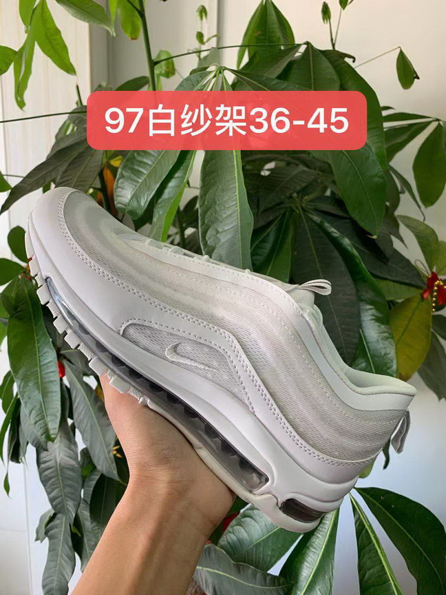 women air max 97 shoes size US5.5(36)-US8.5(40)-165