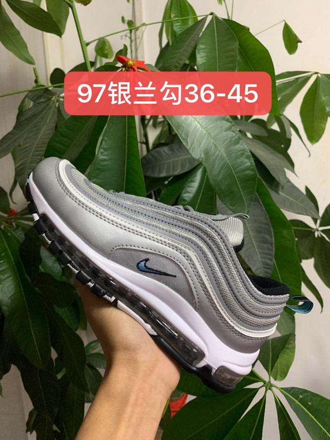 women air max 97 shoes size US5.5(36)-US8.5(40)-167