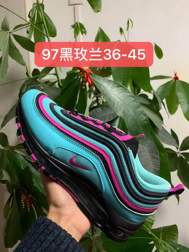 women air max 97 shoes size US5.5(36)-US8.5(40)-168