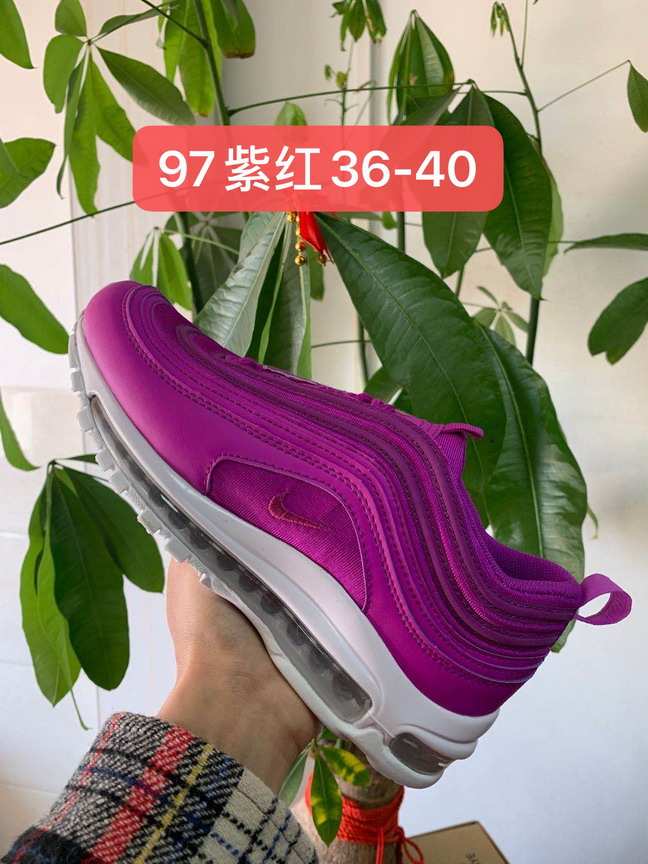 women air max 97 shoes size US5.5(36)-US8.5(40)-169