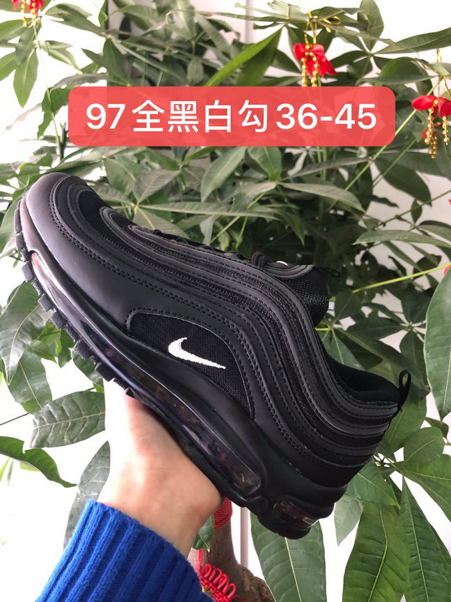 women air max 97 shoes size US5.5(36)-US8.5(40)-175