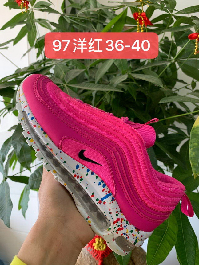 women air max 97 shoes size US5.5(36)-US8.5(40)-176