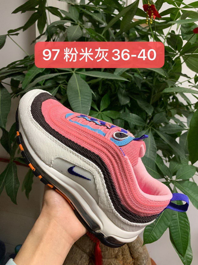 women air max 97 shoes size US5.5(36)-US8.5(40)-180