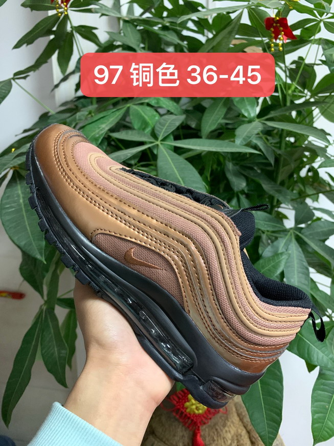 women air max 97 shoes size US5.5(36)-US8.5(40)-181