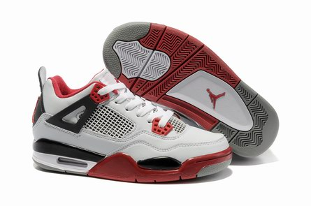 women jordan 4 shoes-004